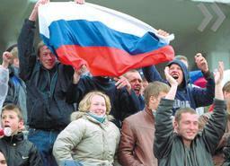 СМИ: По западным меркам России вообще не должно быть!